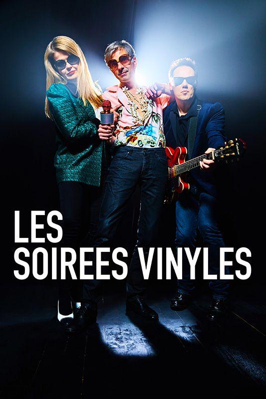 affiche des soirées vinyles